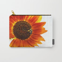 Buzzing the sunflowers Carry-All Pouch