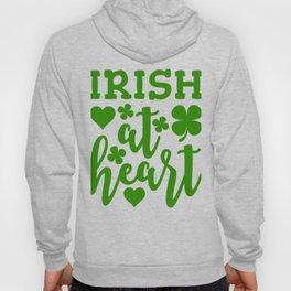 Irish At Heart Hoody