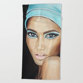 Imani Beach Towel