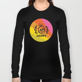 International Day of HAPPINESS Long Sleeve T-shirt