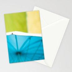 Summer Umbrella Stationery Cards