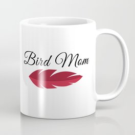 African Grey Parrot MOM Coffee Mug