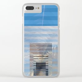 The Problem with Perspective 27. Clear iPhone Case