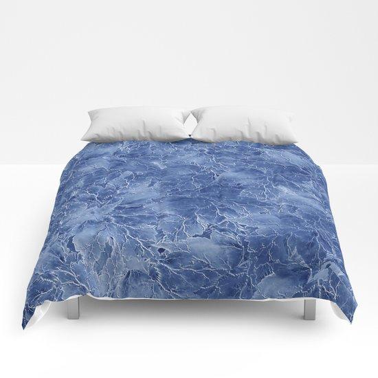 Frozen Leaves 14 Comforters