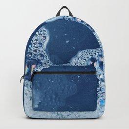 soap foam surface Backpack