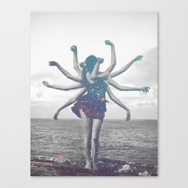 Arms Canvas Print