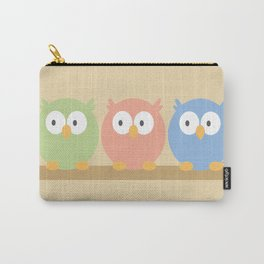 three owls Carry-All Pouch