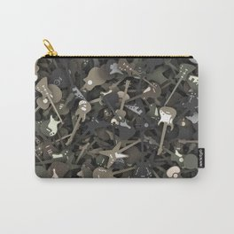 Guitar camouflage Carry-All Pouch