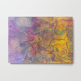 Abstract No. 220 Metal Print