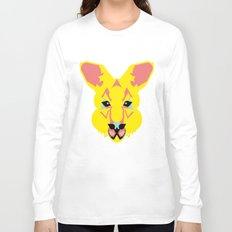 Skippy the Bush Kangaroo Long Sleeve T-shirt