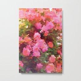Rose 282 Metal Print