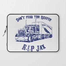 Don't fear the Reaper- Rip Jax Laptop Sleeve
