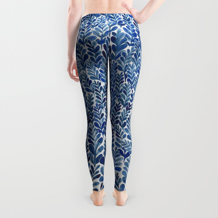 Indigo blues Leggings