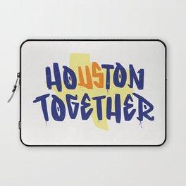 Houston Texas Together Laptop Sleeve