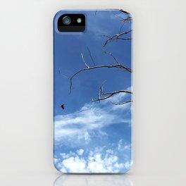 Bird as Prophet iPhone Case