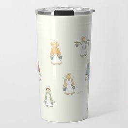 Eight Maids-a-Milking Travel Mug