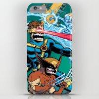 X-Men! Slim Case iPhone 6 Plus
