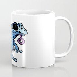 Psychedelic Frog Coffee Mug