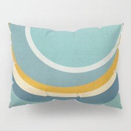 Circular Influence 6 Pillow Sham