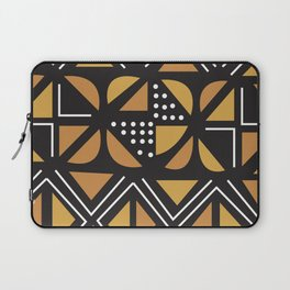 African Tribal Pattern No. 11 Laptop Sleeve