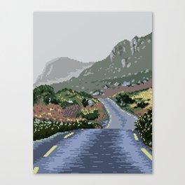 Gap of Dunloe, Ireland Canvas Print