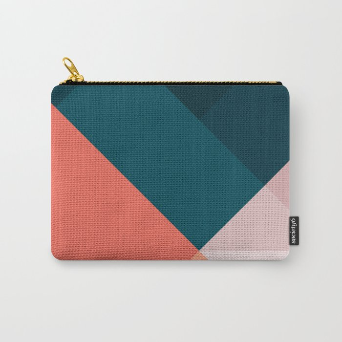 Geometric 1708 Carry-All Pouch