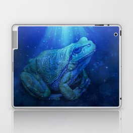 The InFocus Happy Frog Collection VI Laptop & iPad Skin