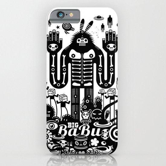 Big Babu iPhone & iPod Case