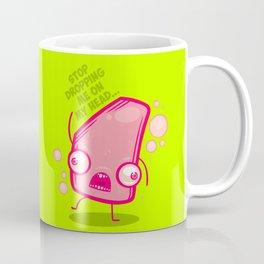 Traumatized Soap Coffee Mug