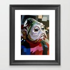 SW#10 Framed Art Print