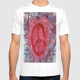 Peaceful Heart T-shirt