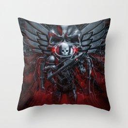 Honor Guard Throw Pillow