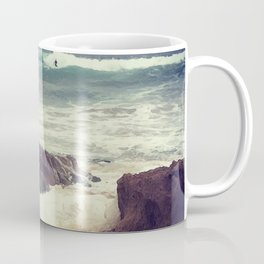 Photobombed By The Surfer Coffee Mug