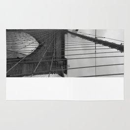 Brooklyn Bridge Cables Rug