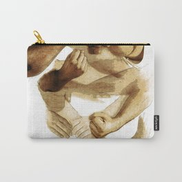 Fist of Sand Carry-All Pouch