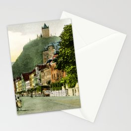 1900 Cochem Mosel Moselle Stationery Cards