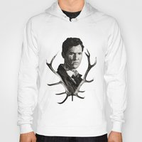 true detective Hoodies featuring True Detective by ConnorEden