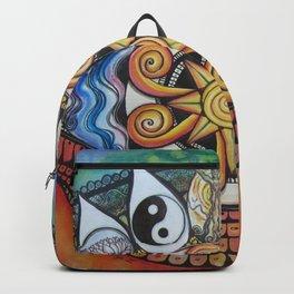 Cosmic Eye II Backpack