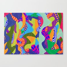 Summer Life Canvas Print