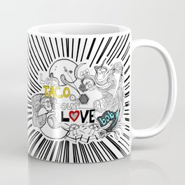 let's TACO bout LOVE baby Coffee Mug