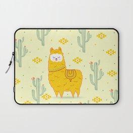 Alpaca summer Laptop Sleeve