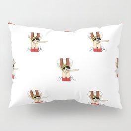 LOVE Pinocchio Pillow Sham