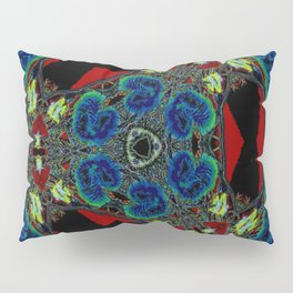 Flower of bird Pillow Sham