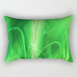 Bean Stalks Rectangular Pillow
