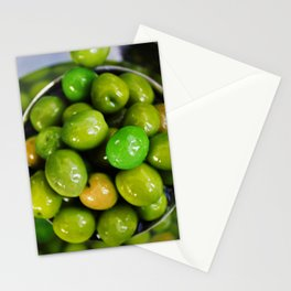 Olive you lots Stationery Cards