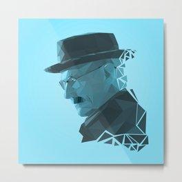 Walter. Metal Print