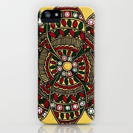 Magical Flower iPhone Case