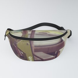 Railway Station Fanny Pack