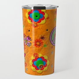 I like the 70´s by Nico Bielow Travel Mug
