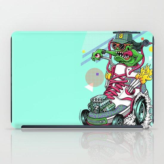 RIDE IT, KICK IT! iPad Case